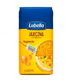 Lubella Jajeczna Makaron krajaneczka 250 g