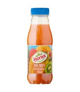 Hortex Sok 100% multiwitamina 300 ml