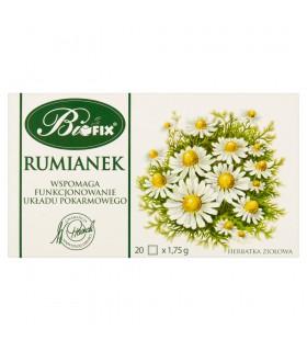 Bifix Herbatka ziołowa rumianek 35 g (20 x 1,75 g)