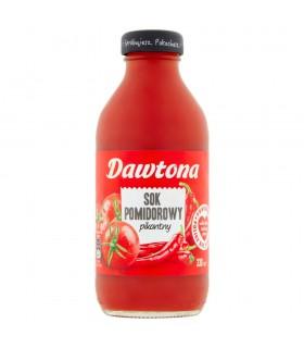 Dawtona Sok pomidorowy pikantny 330 ml
