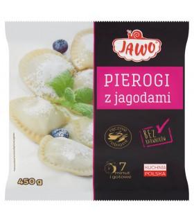 Jawo Pierogi z jagodami 450 g
