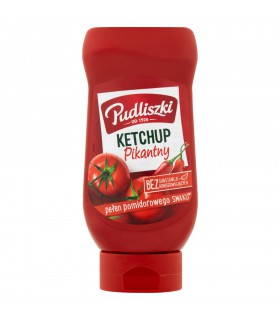 Pudliszki Ketchup pikantny 480 g