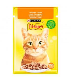 Friskies Karma dla kotów w sosie z kurczakiem 85 g