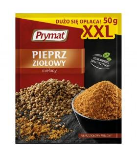 Prymat Pieprz ziołowy mielony XXL 50 g