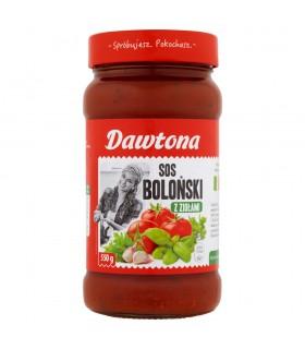 Dawtona Sos boloński z ziołami 550 g