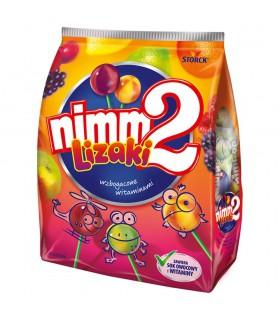 nimm2 Lizaki wzbogacone witaminami 80 g (8 sztuk)