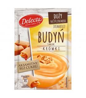 Delecta Budyń smak krówki 64 g