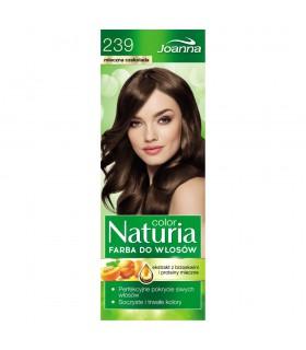 Joanna Naturia color Farba do włosów mleczna czekolada 239