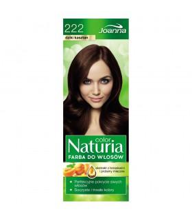 Joanna Naturia color Farba do włosów dziki kasztan 222