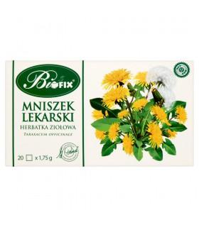 Bifix Mniszek lekarski Herbatka ziołowa 35 g (20 torebek)