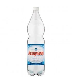 Muszynianka Naturalna woda mineralna wysokozmineralizowana średnionasycona CO2 1,5 l