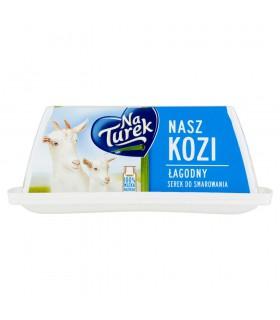 NaTurek Nasz Kozi Serek do smarowania łagodny 150 g