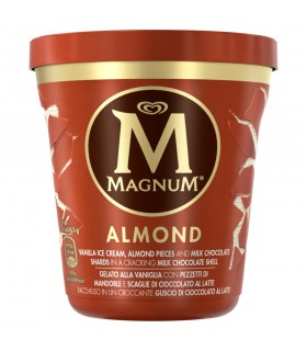 Magnum Almond Lody 440 ml