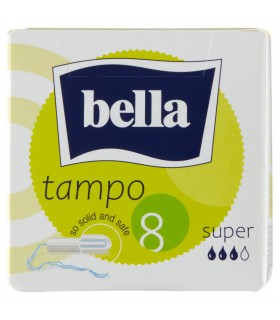 Bella Tampo Super Tampony higieniczne 8 sztuk