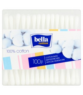 Bella Cotton Patyczki higieniczne 100 sztuk