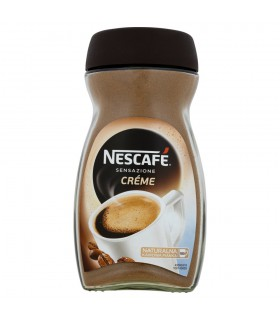 Nescafé Sensazione Créme Kawa rozpuszczalna 200 g