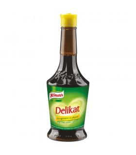 Knorr Delikat Przyprawa w płynie do zup sosów sałatek 174 ml