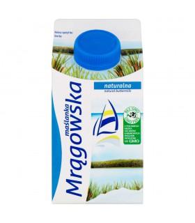 Mlekpol Maślanka Mrągowska naturalna 500 ml