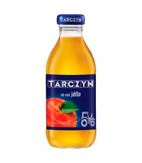 Tarczyn Sok 100% jabłko 300 ml
