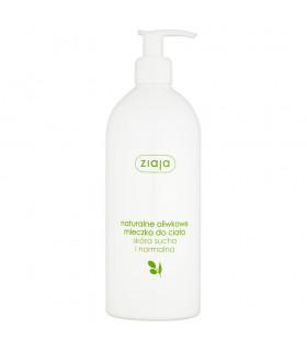Ziaja Naturalne oliwkowe mleczko do ciała skóra sucha i normalna 400 ml