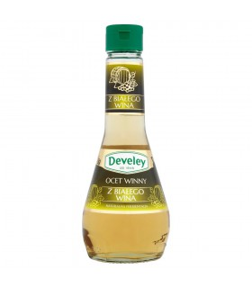 Develey Ocet winny z Białego Wina 250 ml