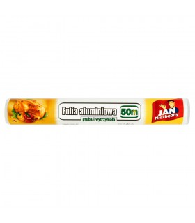 Jan Niezbędny Folia aluminiowa 50 m