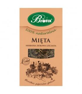 Bifix Herbatka ziołowa liściasta mięta 40 g