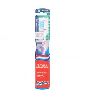 Aquafresh Max Active Szczoteczka do zębów Medium