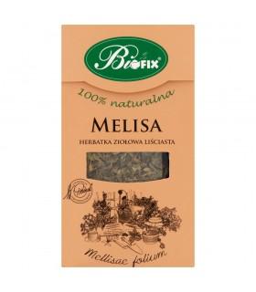Bifix Herbatka ziołowa liściasta melisa 40 g