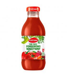 Fortuna Sok 100% pomidorowo warzywny 300 ml