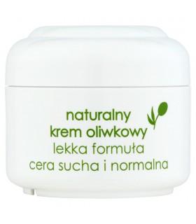 Ziaja Naturalny krem oliwkowy lekka formuła cera sucha i normalna 50 ml