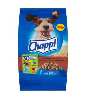 Chappi z wołowiną i drobiem Karma pełnoporcjowa 500 g