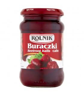 Rolnik Buraczki całe 350 g