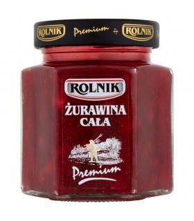 Rolnik Premium Żurawina cała 300 g