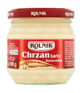 Rolnik Chrzan tarty 190 g