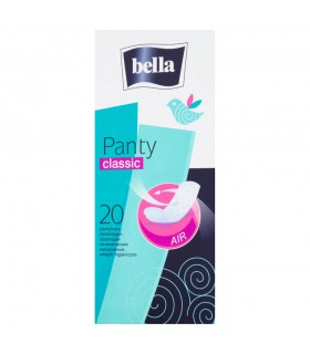 Bella Panty Classic Wkładki higieniczne 20 sztuk