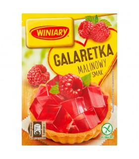 Winiary Galaretka malinowy smak 71 g