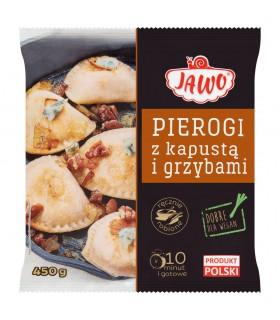 Jawo Pierogi z kapustą i grzybami 450 g