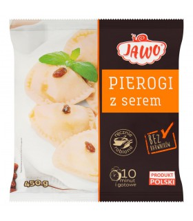 Jawo Pierogi z serem 450 g