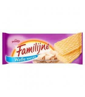 Familijne Wafle o smaku chałwowym 180 g