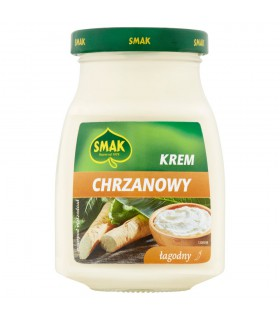 Smak Krem chrzanowy łagodny 160 g